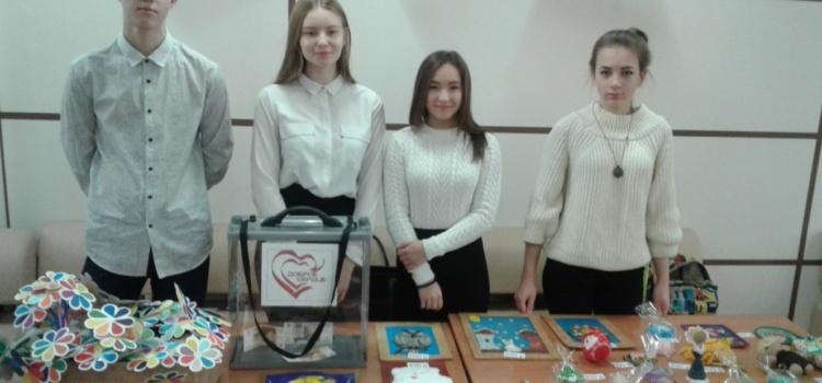 Пресс-релиз МБОУ СОШ № 5 за период с 01 по 07.12.2017г