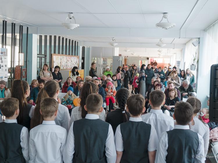 Сегодня состоялся «Гала-концерт» с выступлением Лауреатов и дипломантов регионального фестиваля «Школа. Творчество. Успех»