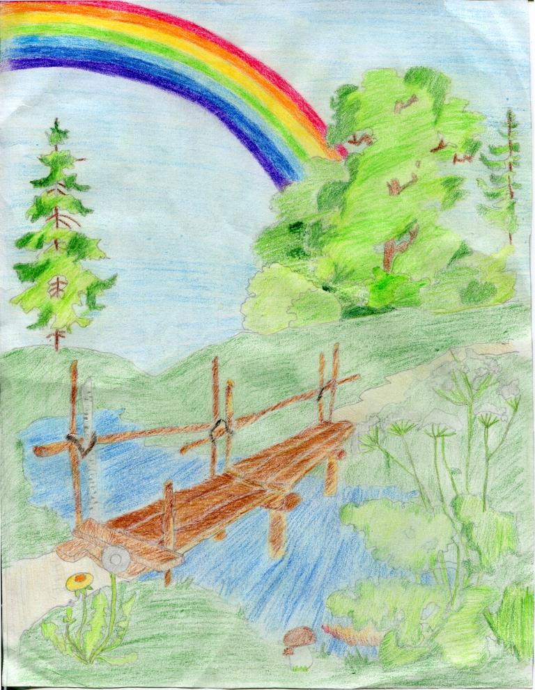 Ученики нашей школы приняли участие во всероссийском конкурсе детского творчества «Летние истории»