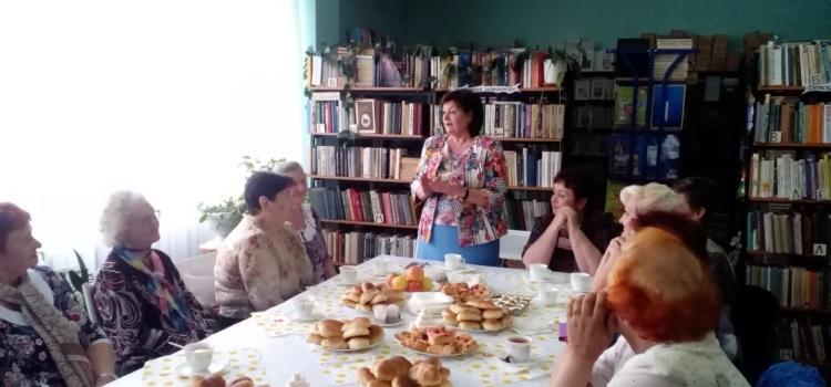 04.10.2018 состоялась праздничная встреча с ветеранами педагогического труда