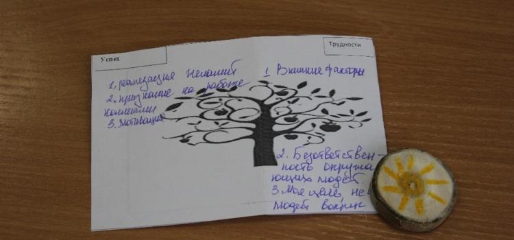 Психологическое практическое занятие на тему: «Жизненный план: Цели и Желания»