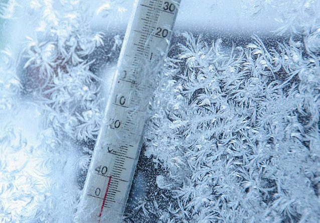 О посещении образовательных организаций в период сильных морозов