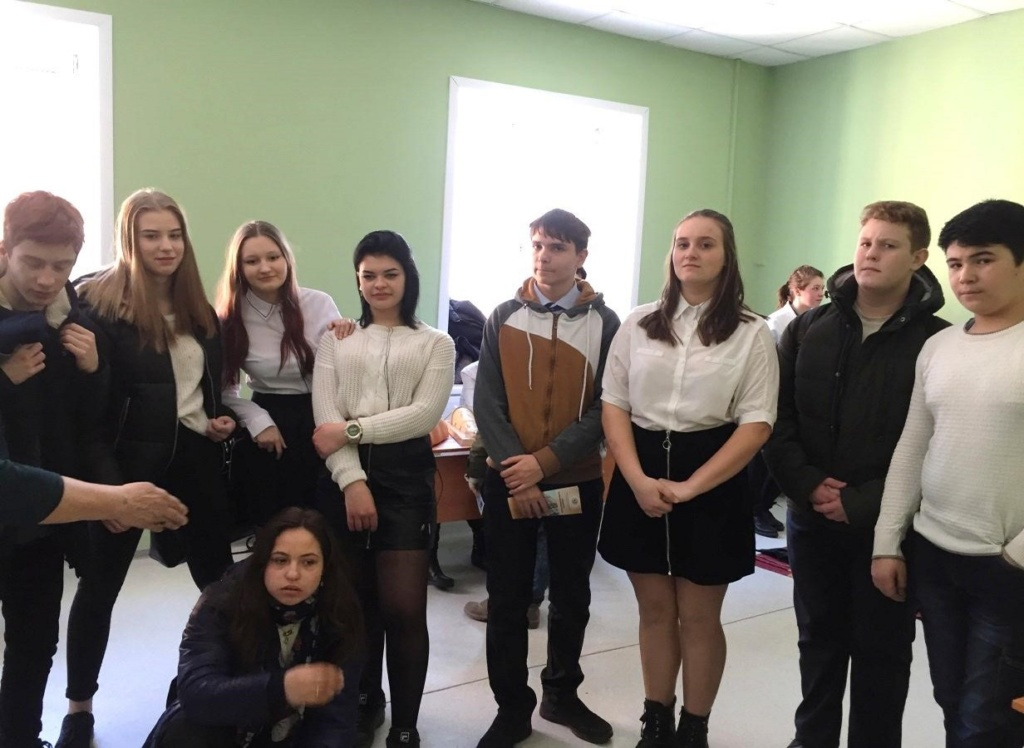 20 марта 2019 года учащиеся 9 класса «Б» посетили ярмарку вакансий учебных мест, которая проходила в Бердском политехническом колледже.