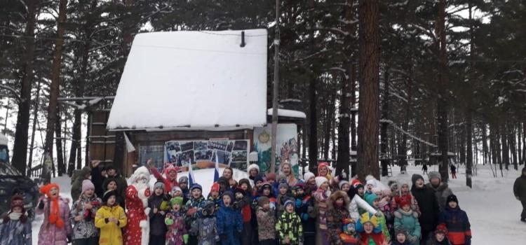 Спортивные зимние каникулы
