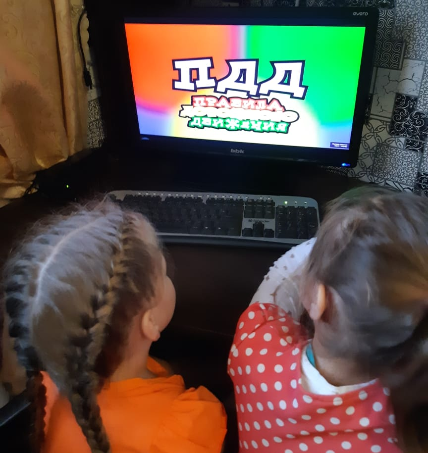 Воспитанники детских садов и школьники Новосибирской области и города Новосибирска обучаются БДД онлайн