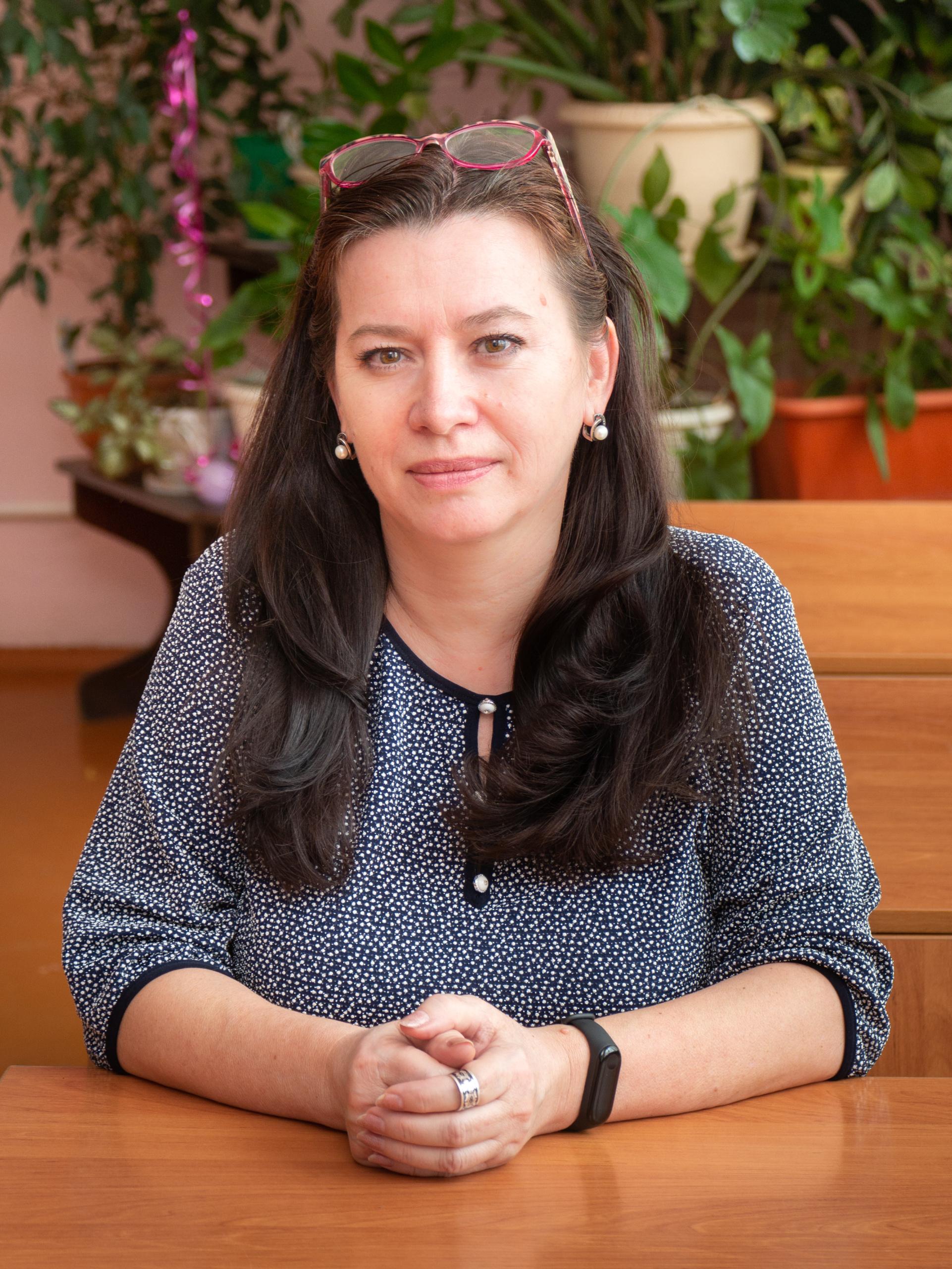 Полонская Татьяна Николаевна