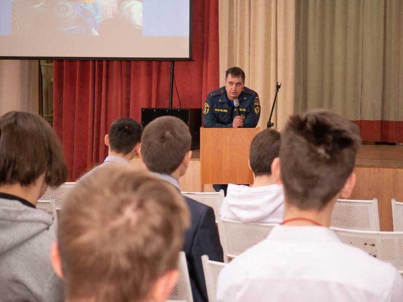 13 февраля прошло традиционное ежегодное мероприятие «России верные сыны»