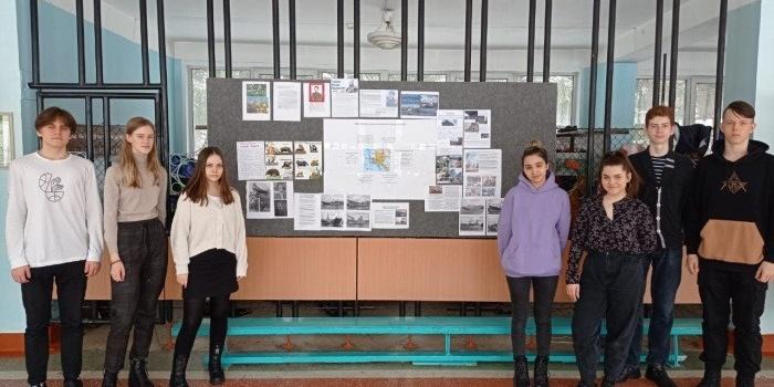 Коллективно-творческое дело «Крым наш»